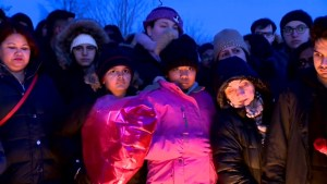 Vigil held for murdered 11-year-old Riya Rajkumar